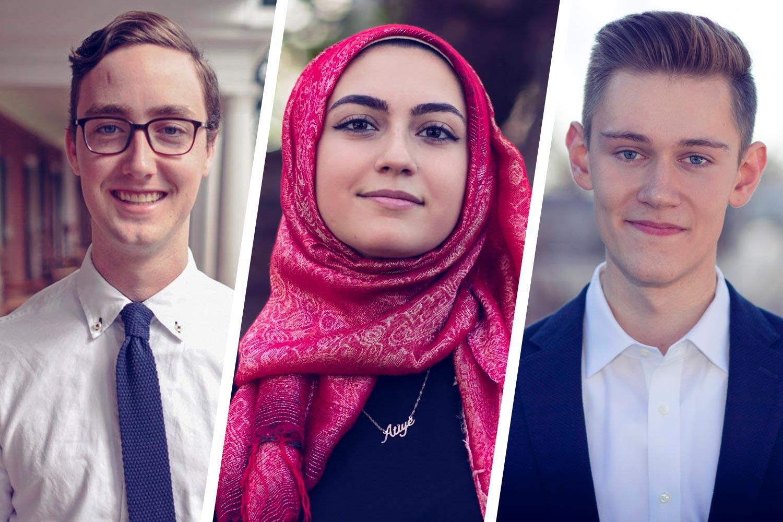 Porter Nenon, Attiya Latif, Jack Chellman